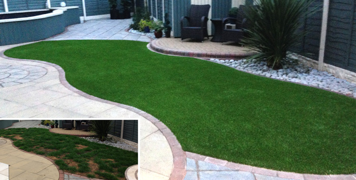 Artificial Grass Installation Walsall