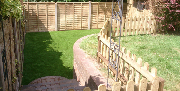 Complete Garden Design, Great Barr - Phase 1