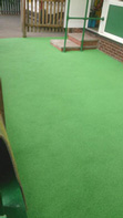 Wet Pour Soft Play Surfacing in a School
