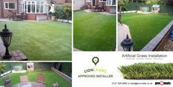 Artificial Grass & Decking